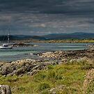 Ronichan Bay, West Coast of Scotland by Mark White