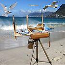Fish Hoek beach - Cape Town by NadineMay