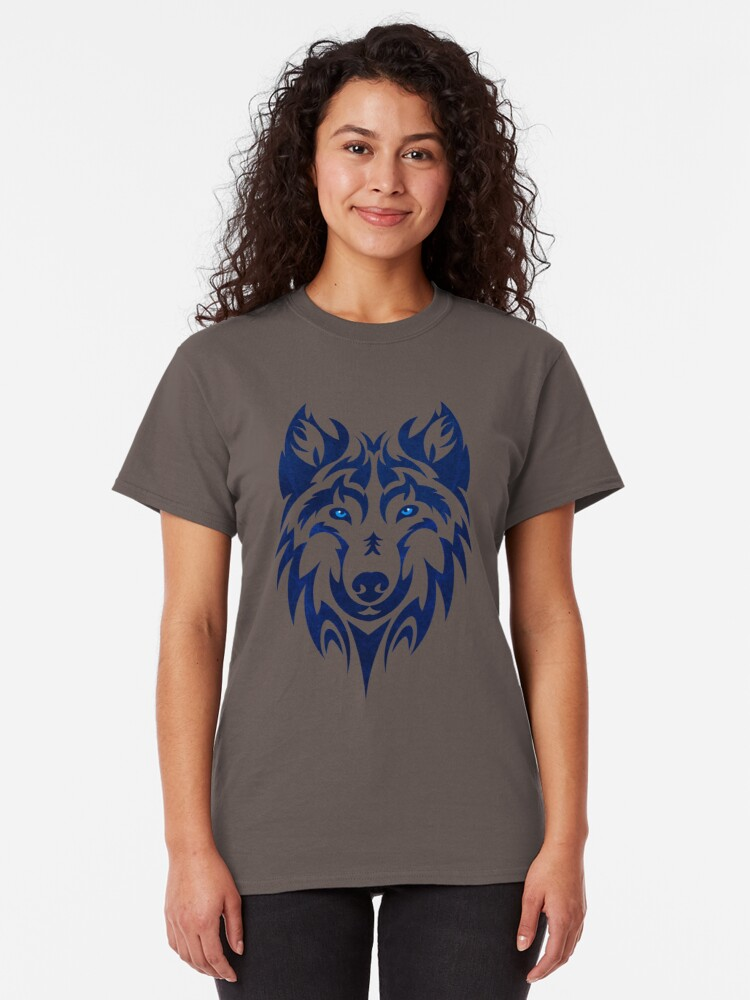 Alternate view of Timber Wolf Classic T-Shirt
