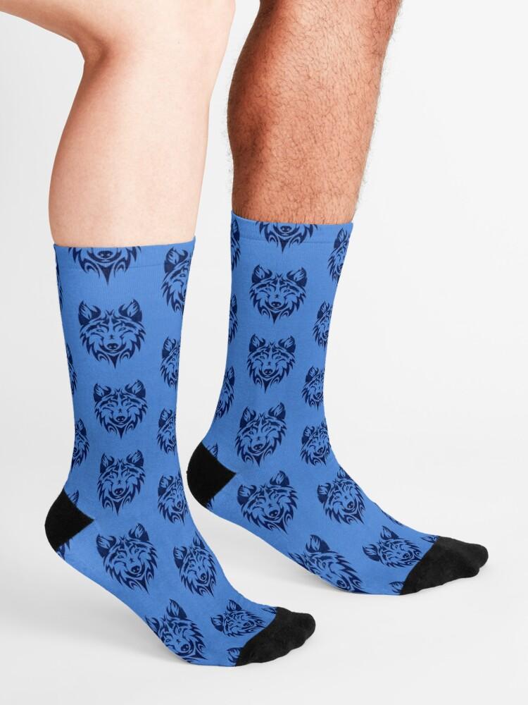 Alternate view of Timber Wolf Socks
