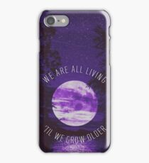 Cha Ching (Til We Grow Older) Lyrics iPhone Case/Skin