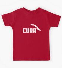 CUBA Kids Tee