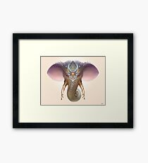 The Royal White Elephant Framed Print