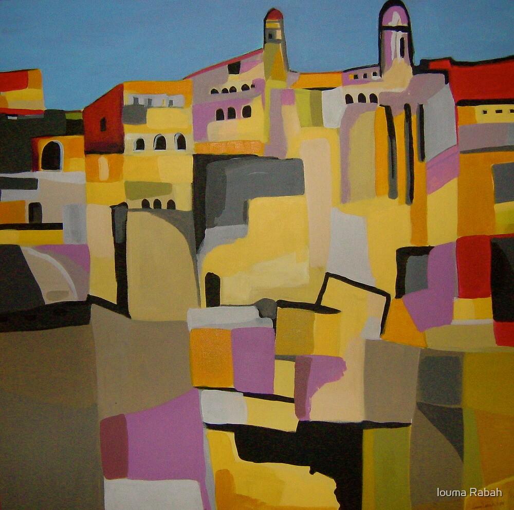uncomposed by Louma Rabah