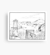 Cripple Creek Canvas Print