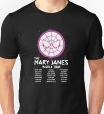 Mary Jane`s World Tour T-Shirt