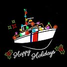 Coast Guard Lighted Boat Parade 41 UTB by AlwaysReadyCltv