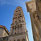 Split Cathedral - The Cathedral of St. Duje  by Lee d'Entremont