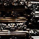 bamboo scaffolding. shanghai by Nikolay Semyonov