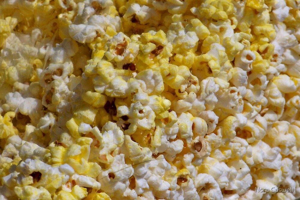 Popcorn by Nora Caswell