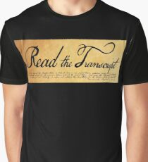 Read The Preamble Graphic T-Shirt