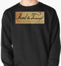 Read The Preamble Pullover Sweatshirt