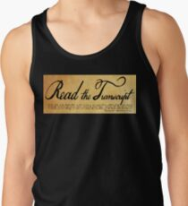 Read The Preamble Tank Top