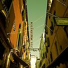 Streets of Venice by Louise Fahy
