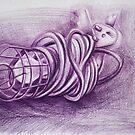 Lamp by Andrew Nawroski