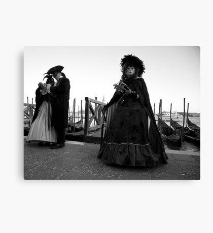 Carnevale di Venezia IX Canvas Print