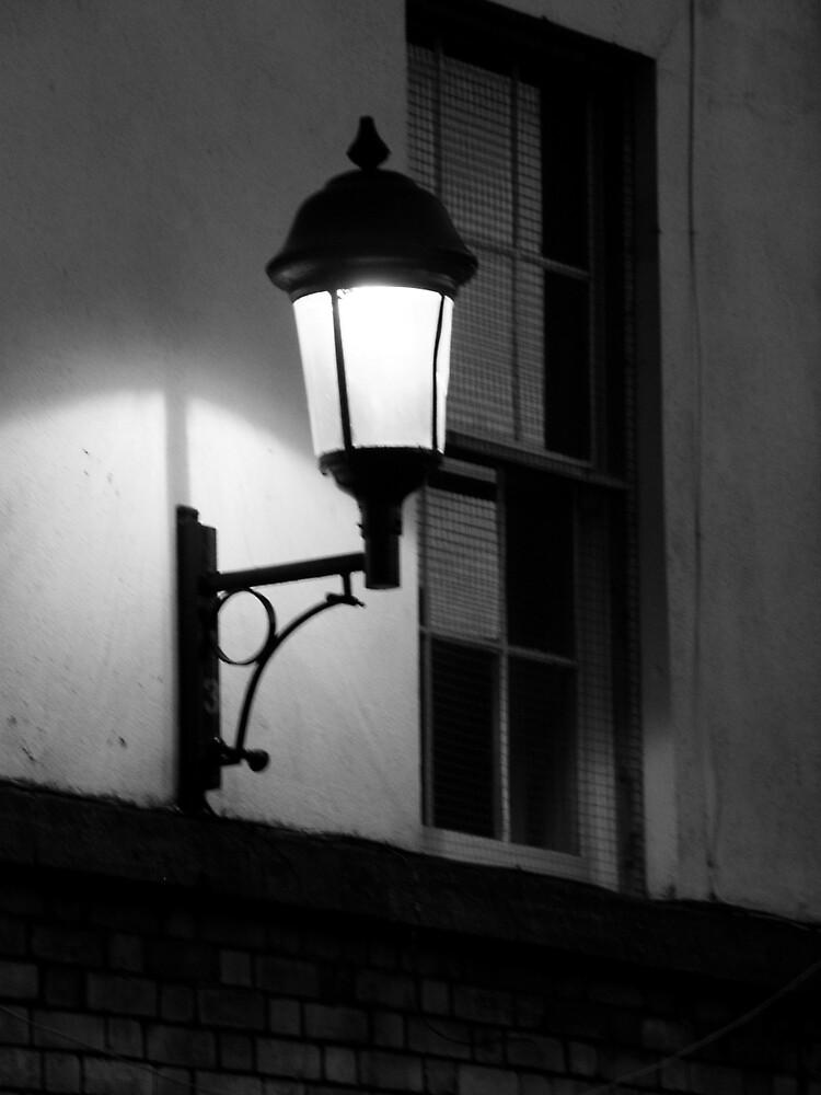 Street light  - Derry Ireland  by mikequigley