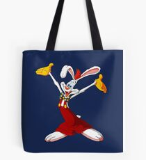 Roger Rabbit Tote Bag