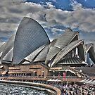 Sydney Opera House  by EblePhilippe