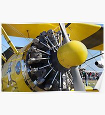 Yellow - 2011 Avalon Airshow Poster