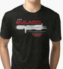 U.S.S. Sulaco - Aliens Tri-blend T-Shirt