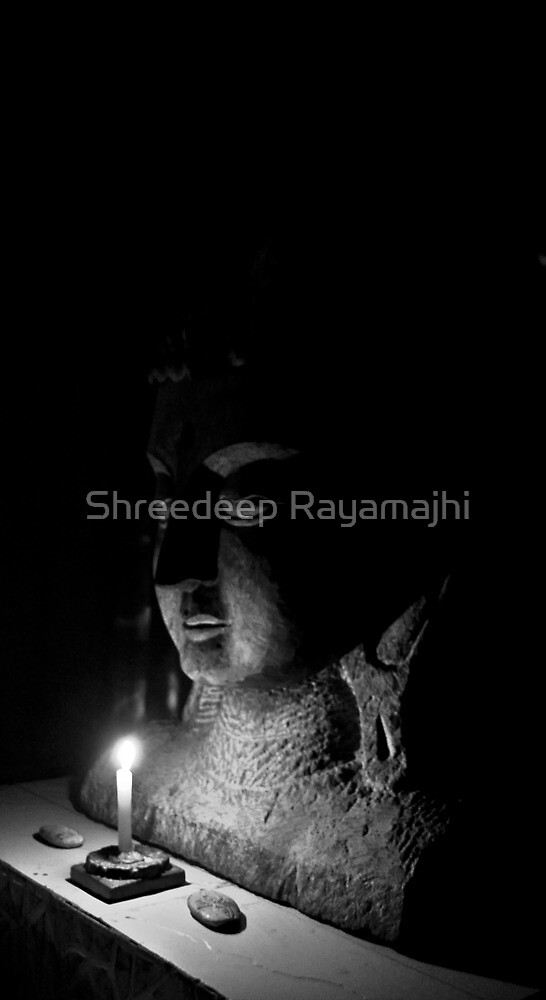 Searching Eyes by Shreedeep Rayamajhi