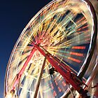 Wheel In Motion by tscp