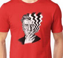 David Lynch smoking Unisex T-Shirt