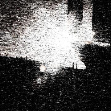 Sloping Horizon by Marker2ndLT