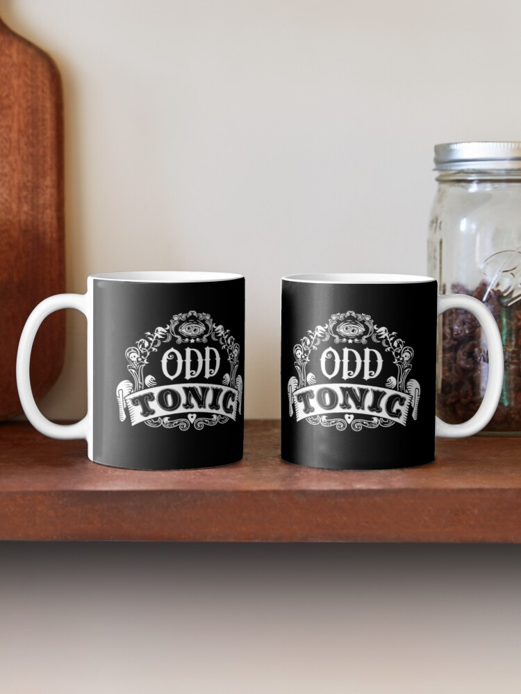 Alternate view of Odd Tonic Logo for Mugs and Cups Mug