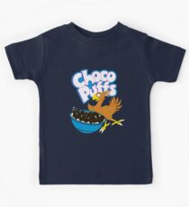 Coo Coo for Choco Puffs- Final Fantasy Spoof  Kids Clothes