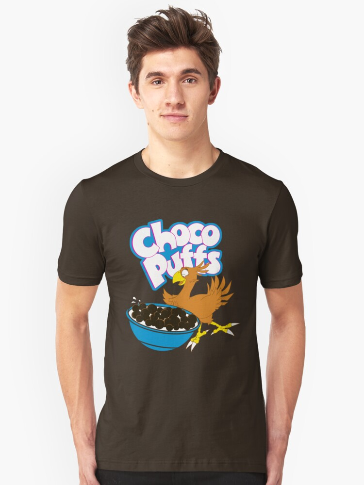 Coo Coo for Choco Puffs- Final Fantasy Spoof  by spacemonkeydr
