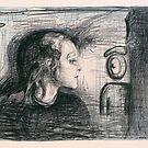 «the sick child with ojolo» de ojolo