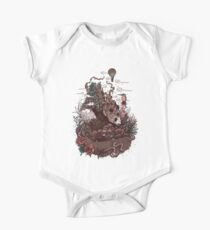 Land of the Sleeping Giant Short Sleeve Baby One-Piece