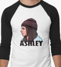 Ashley - Until dawn Men's Baseball ¾ T-Shirt