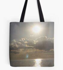Frankston sunset Tote Bag