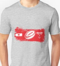 Canada Rugby World Cup Supporters Unisex T-Shirt