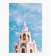 Carthay in the Sky with Diamonds Photographic Print