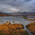 Brewing of a Scottish Storm by Mark White