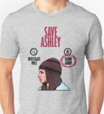 save ashley Unisex T-Shirt