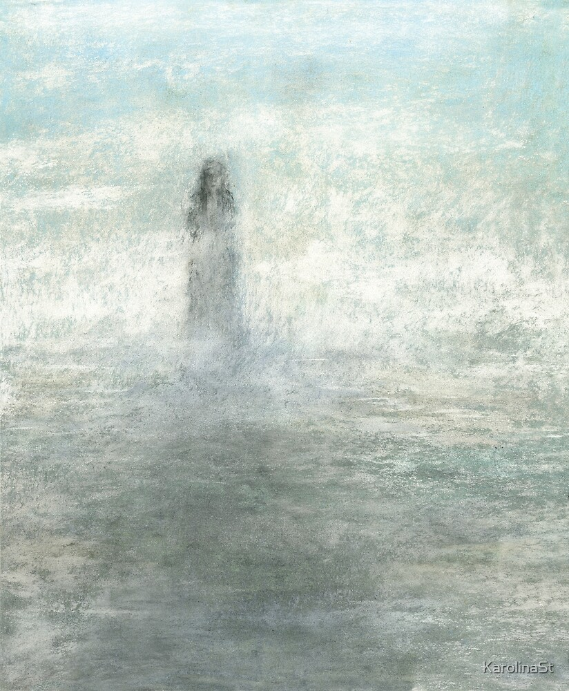 In the fog by KarolinaSt