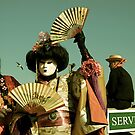 Geishas and Gondoliers by Louise Fahy