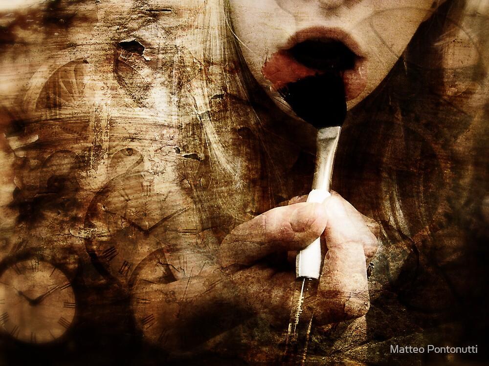 Something's wrong.. by Matteo Pontonutti