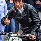 Giving the Thumb Up for Goodwood Revival  by MarcW