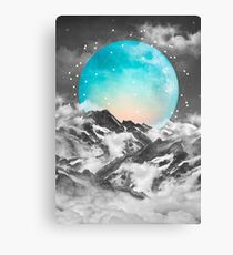It Seemed To Chase the Darkness Away Canvas Print