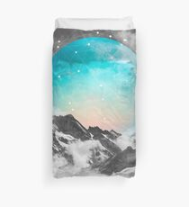It Seemed To Chase the Darkness Away Duvet Cover