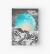 It Seemed To Chase the Darkness Away Hardcover Journal