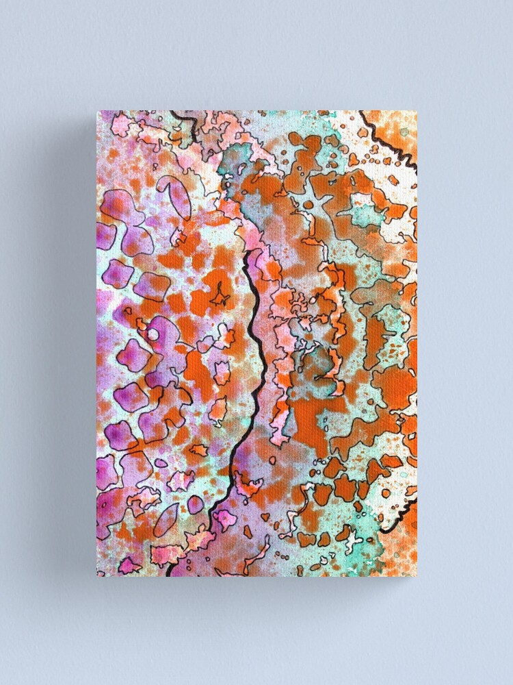 Alternate view of 15, Inset B Canvas Print