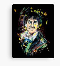 Second Splatter Canvas Print