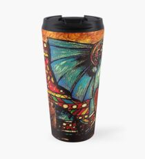 Rajah the Elephant Travel Mug
